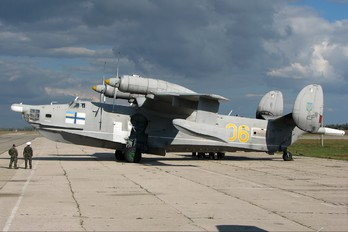 06 - Ukraine - Navy Beriev Be-12