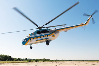 23 - Ukraine - Ministry of Emergency Situations Mil Mi-8MT