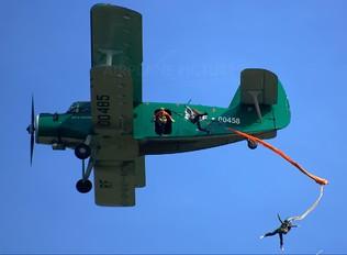 RF-00458 - DOSAAF / ROSTO Antonov An-2