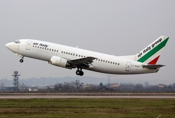 LZ-BOW - Air Italy Boeing 737-300