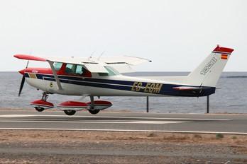 EC-EQM - Real Aero Club de Gran Canaria Cessna 152