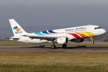 LZ-BHC - Balkan Holidays Air Airbus A320