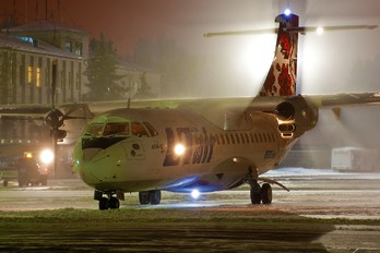 UR-UTB - UTair ATR 42 (all models)