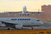 F-GRXD - Air France Airbus A319 aircraft