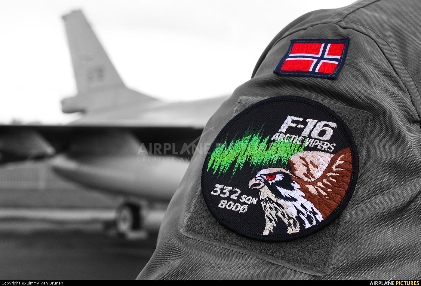 Norway - Royal Norwegian Air Force - aircraft at Gilze-Rijen
