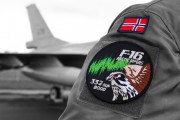 - - Norway - Royal Norwegian Air Force - Airport Overview - People, Pilot aircraft