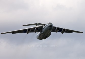 RA-76768 - Russia - Air Force Ilyushin Il-76 (all models)