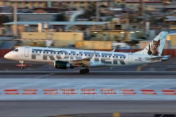 N177HQ - Frontier Airlines Embraer ERJ-190 (190-100)