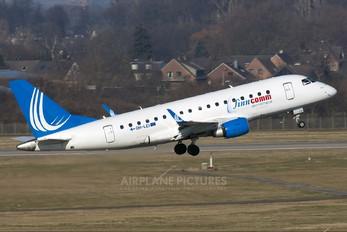 OH-LEI - FinnComm Embraer ERJ-170 (170-100)