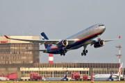 VQ-BQX - Aeroflot Airbus A330-300 aircraft