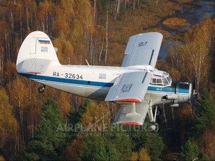 RA-32634 - Private Antonov An-2