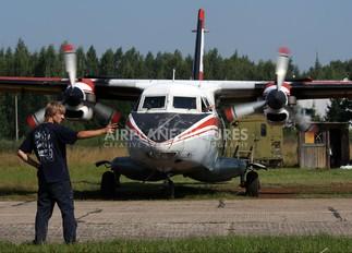 2736K - DOSAAF / ROSTO LET L-410UVP Turbolet