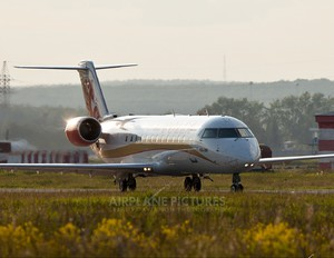 VP-BMR - Air Volga Canadair CL-600 CRJ-200