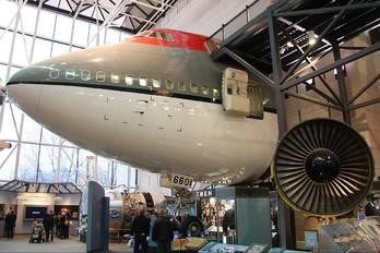 N601US - Northwest Airlines Boeing 747-100