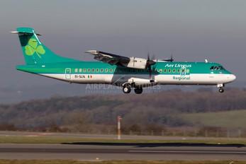 EI-SLN - Aer Lingus Regional ATR 72 (all models)