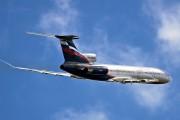 RA-85648 - Aeroflot Tupolev Tu-154M aircraft