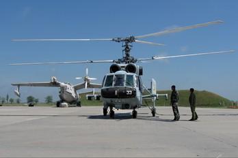 33 - Ukraine - Navy Kamov Ka-29