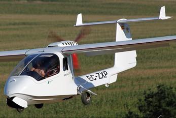 EC-ZXP - Private Colyaer Freedom S100 Amphibian