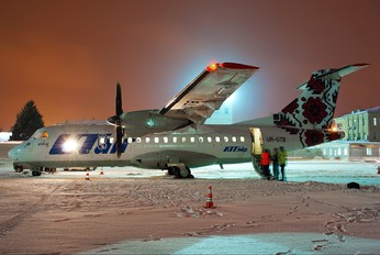 UR-UTB - UTair ATR 42 (all models)