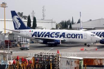 XA-TVD - Aviacsa Boeing 737-200