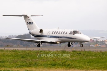 D-CPMI - Private Cessna 525B Citation CJ3
