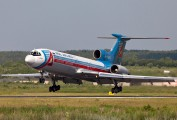 RA-85814 - Ural Airlines Tupolev Tu-154M aircraft