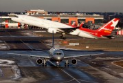 VP-BUK - Aeroflot Airbus A319 aircraft