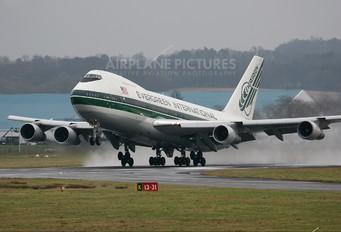 N471EV - Evergreen International Boeing 747-200