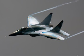 777 - Russia - Air Force Mikoyan-Gurevich MiG-29SMT