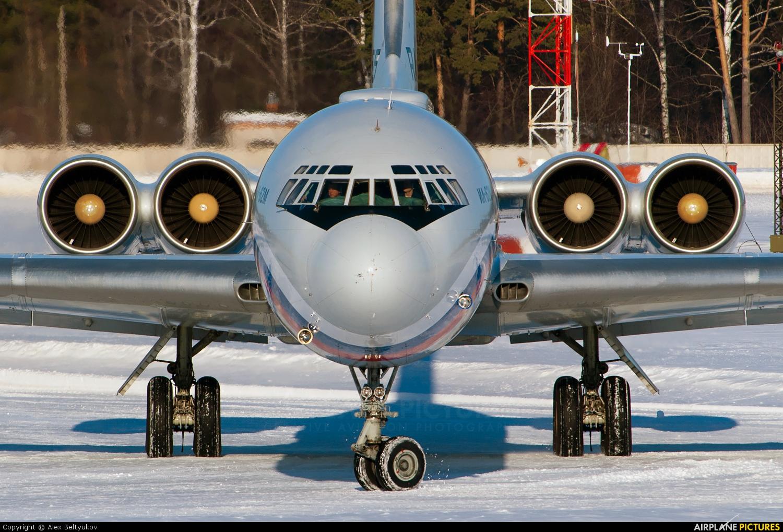 Russia - Air Force RA-86555 aircraft at Chkalovsky