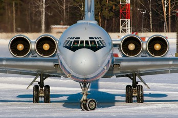 RA-86555 - Russia - Air Force Ilyushin Il-62 (all models)