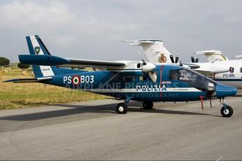 PS-B03 - Italy - Police Partenavia P.68 Observer