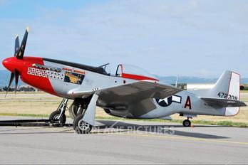 N151DM - Private North American P-51D Mustang