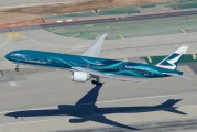 B-KPF - Cathay Pacific Boeing 777-300ER aircraft