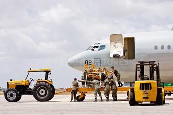 2402 - Brazil - Air Force Boeing 707-300 KC-137