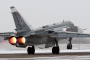52 - Russia - Air Force Sukhoi Su-24MR aircraft