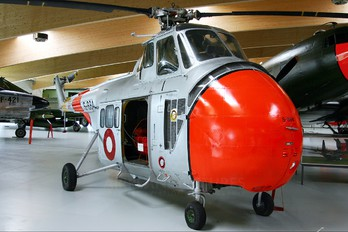 S-884 - Denmark - Air Force Sikorsky S-55