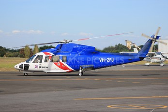 VH-ZFJ - Bristow Helicopters Sikorsky S-76