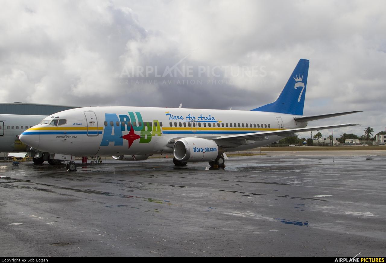 Tiara Air P4-TIE aircraft at Miami - Opa Locka