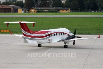 F-HETS - Oyonnair Beechcraft 1900D Airliner