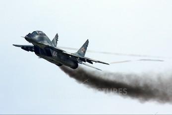 104 - Russia - Air Force Mikoyan-Gurevich MiG-29UB