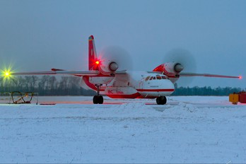 34 - Ukraine - Ministry of Emergency Situations Antonov An-32 (all models)