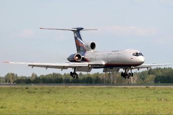 RA-85760 - Aeroflot Tupolev Tu-154M