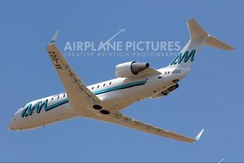 XA-UOZ - Aeromar Canadair CL-600 CRJ-200