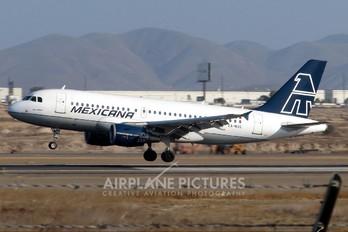XA-MXG - Mexicana Airbus A319