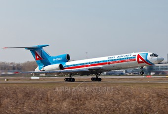 RA-85807 - Ural Airlines Tupolev Tu-154M