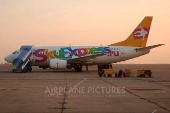 VP-BFB - Sky Express Boeing 737-500
