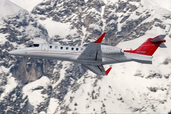 G-SNZY - European Skyjets Learjet 45XR
