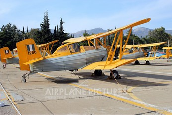 1260 - Greece - Hellenic Air Force Grumman G-164 Ag-Cat