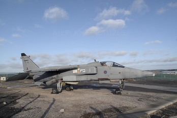 XZ372 - Royal Air Force Sepecat Jaguar GR.1